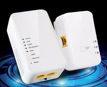 Smart Home 500Mpbs Wireless Portable Powerline Wifi Extender