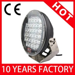 Harden Glass Lens LED Driving Lights Motorcycle With Miles Luminaire