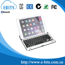 Black white Aluminum Bluetooth Wireless Keyboard for Apple New iPad Air