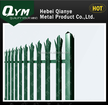 Palisade Fence for gardens / Used Palisade Fence for Sale