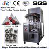 YD-SJB04 Price Ultrasonic Nylon Pyramid Tea Bag Packing Machine