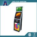 Pantalla táctil photo booth kiosco, stand de la boda kiosco, cabina de la exposición quiosco ( HJL-3311 )