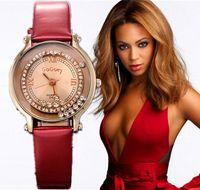2015 Brand New Quartz Leather Women Watch