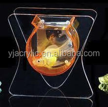 customized clear acrylic fish tank