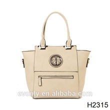 H2315 de patentes de la pu bolsa, de marca de diseñador de bolsos de mano, precio de venta al por mayor de bolsas de la marca