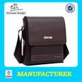 fábrica de maletín de cuero para los hombres de negocios bolsas