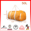 New Foldable Travel Bag Luggage Duffle Bag Gym Carry Suitcase 50L