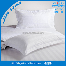 4 pieces set: bed sheet, duvet cover and two pillow case for hotel