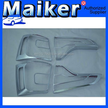 ABS Electroplating material Taillamp Cover for Kia Sorento Taillight Cover from maiker auto accessories