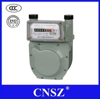 SZ-G series aluminum shell household natural gas meter