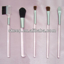 professional make up brush set in Holder Business Promotion Gift Mirror