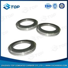 YGH30 pr6.0 125x82x15mm tungsten carbide rolls for forming smooth steel wires for steel works