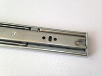 37mm 3-Fold Soft Closing Ball Bearing Drawer Slide/Track