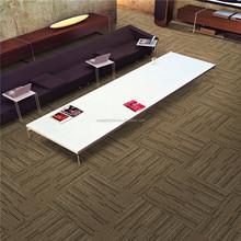 High quality carpets carpet tiles for office PP material PVC Backing Arabic design carpets