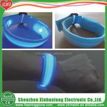 Mens Bracelets LED clignotant Bracelet chiffres romains 1 - 100