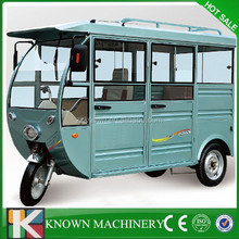 Widely used in South-east market electric three wheel car,three wheel passenger car