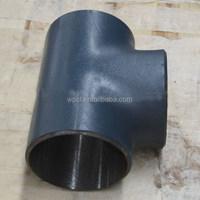 Carbon Steel Tee - DALIPU Oil Tubular Goods | Carbon Steel Equal Tee