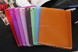 Smart Skin for Apple iPad Mini 1/2/3 Soft Frost Tpu Gel Case Cover