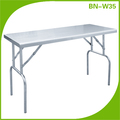Bn-w35 6ft mesa plegable móvil mesa de catering