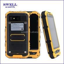 hot selling rugged dual sim slim mobile phone 3g mobile phone Waterproof IP-67 dual sim A8