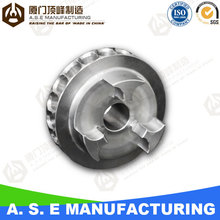 black anodizing mechanical parts with logo aluminum engine spare parts