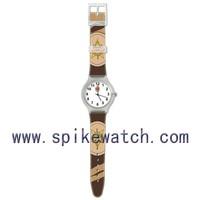Fancy slim design Japan movt stainless steel back relojes de mujer quartz