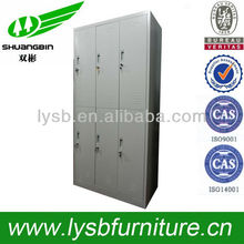 2012 London Olympic game public 6 door storage locker
