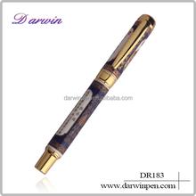 Hot-selling writing instruments metal souvenir pen for advertising