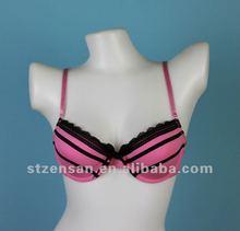 2012 new latest design women push up bra