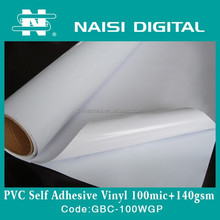 NAISI PVC Self Adhesive Vinyl For Computer Cutting 100mic