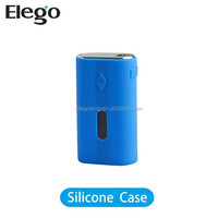 Upgraded version! stock offer new eleaf istick 50w skin silicone case, eleaf istick 50w leather case