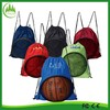 Wholesale Yiwu new product for sports backpack 190T drawstring bag