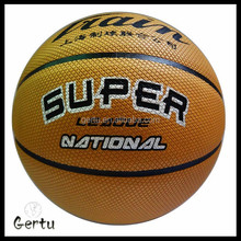 Soft touch durable use size 5 basketball for child