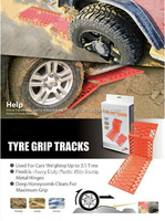 Tyre Grip Traction Tracks, snow melting mat