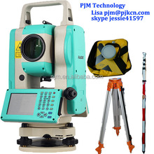 Pentax R200 Reflectorless Total Station: Surveying Instrument with SD card & USB port, bluetooth