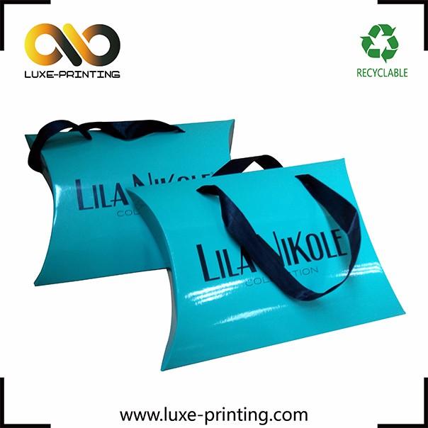 Bundle Hair Packaging Hanging Box Wholesale Hair Packaging Supplies