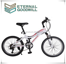 GB1016 adult bicycle 18 speeds mountain bike 20 inch two wheel bicycle hot sale