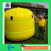 yellow color large floating Inflatable buoy for sea/water buoy/floating buoy