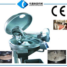 6 blades Vacuum Bowl Meat Cutter Machine/Meat processing Machinery