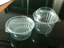 small plastic containers with lids /Plastic Salad Container With lid/ plastic fruit salad container wholesale