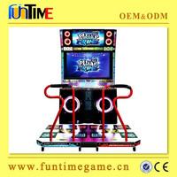 Original New PIU dance game machine, Pump it up dance machine 2015