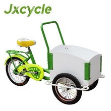 new cargo bike three wheels for kid