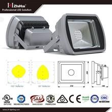 Outdoor ip65 Ra75 70w billboard lighting led flood lighting / led floodlight