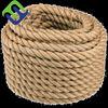 100% sisal (manila) 16 strands braided rope in best peice