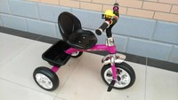 Cheap kids tricycle with back seat best quality triycle for 2-6 years old color baby trike for sale