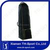 Padded Leather Best Golf Travel Bag