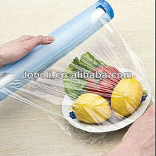fresh packing PVC cling film for fruit wrapping
