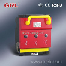 HR6 3 pole 400A fuse isolating switches CE certificed