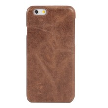 "New Arrival Top Style High Quality Genuine Leather Phone cases for 4.7"" i Phone 6"