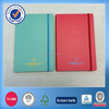a5 a6 custom school notebook with CMYK printing